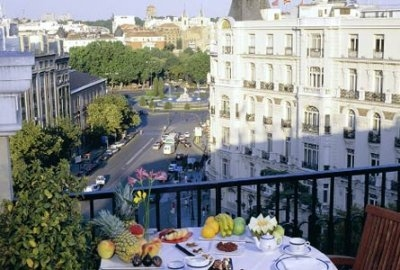 Cheap hotel in Madrid 2334