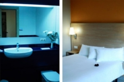 Cheap hotels on the Madrid 2540