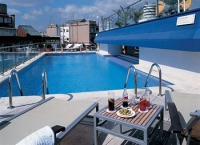 Child friendly hotel in Barcelona 3230