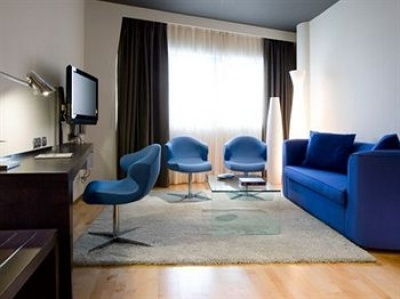 Cheap hotel in Madrid 3801