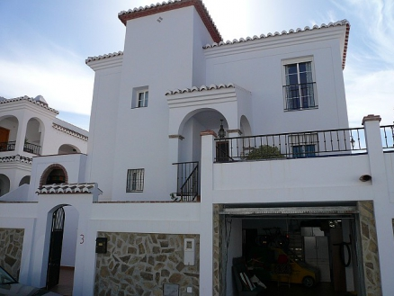 Frigiliana property: Villa to rent in Frigiliana 247277