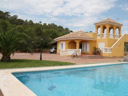 Salinas property: Villa for sale in Salinas, Spain 255247