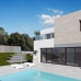 Benissa property: Alicante, Spain Villa 280363