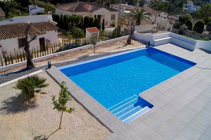 Benissa property: Villa with 3 bedroom in Benissa, Spain 280376