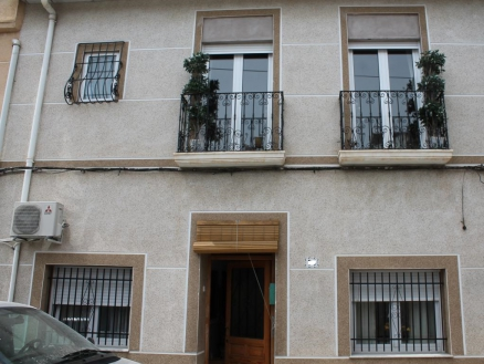 Pinoso property: Townhome for sale in Pinoso, Spain 281308