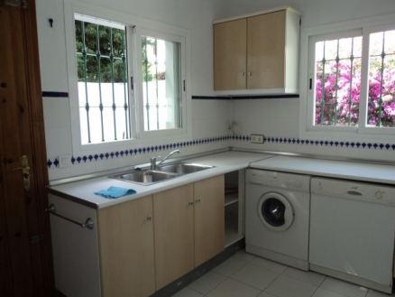 Villa to rent in town, Malaga 282196