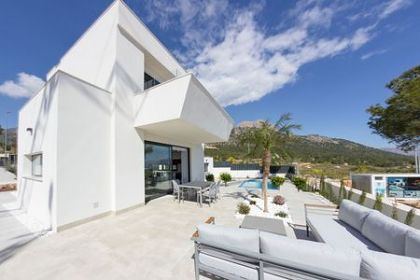Polop property: Villa to rent in Polop 282226