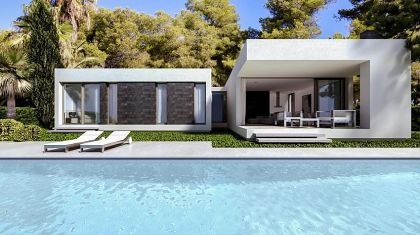 Pedreguer property: Villa to rent in Pedreguer, Spain 283499
